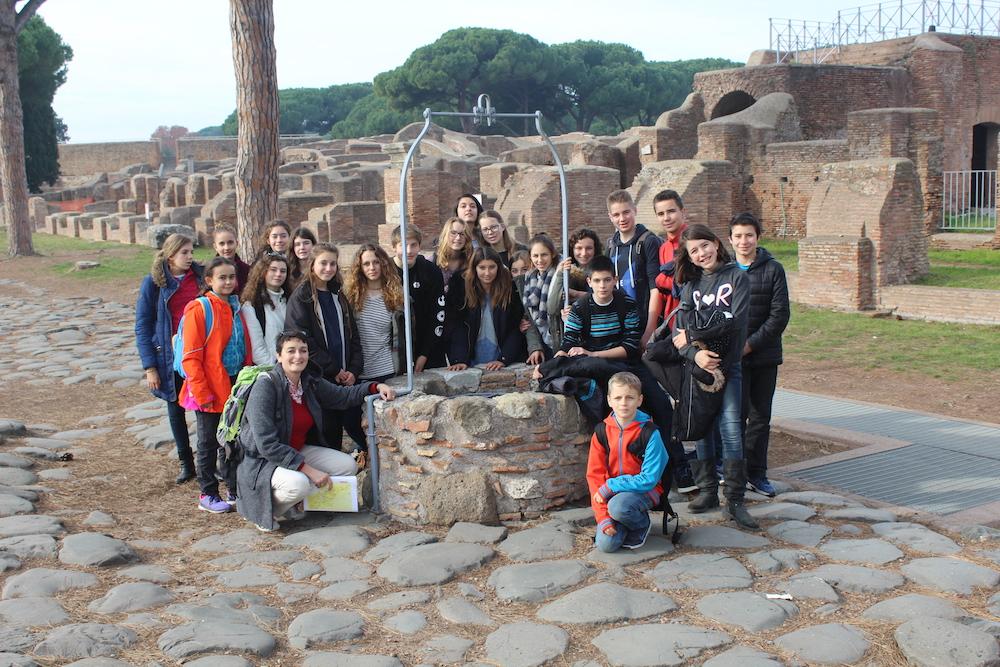 Un voyage à Rome fort enrichissant