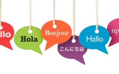Une semaine des langues du 25 au 29 mai