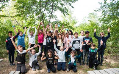 Journée d'intégration des élèves de 6ème.