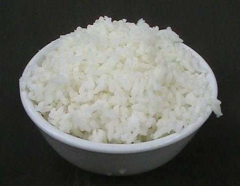 Un peu de générosité avec un Bol de riz